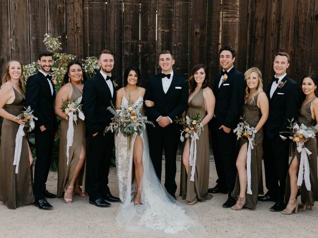 Hayden and Loren's Wedding in Nipomo, California 18