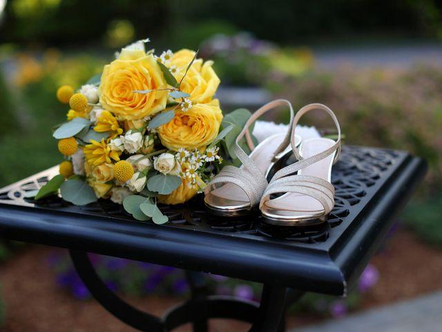 Junior and Erica's Wedding in Sharon, Massachusetts 4
