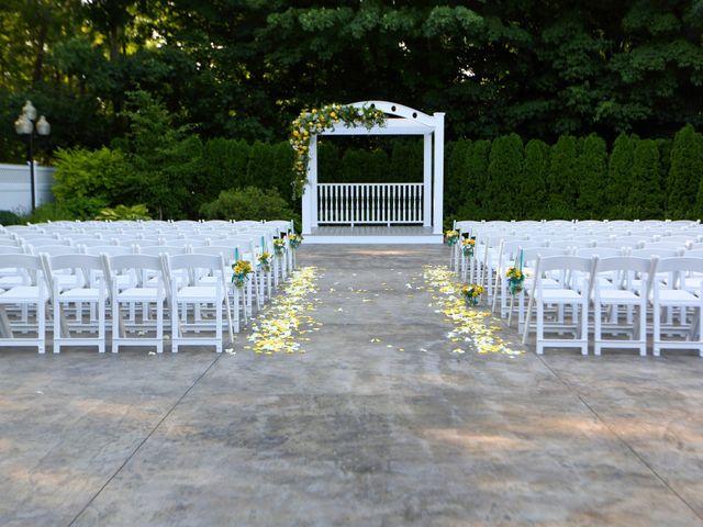 Junior and Erica's Wedding in Sharon, Massachusetts 5