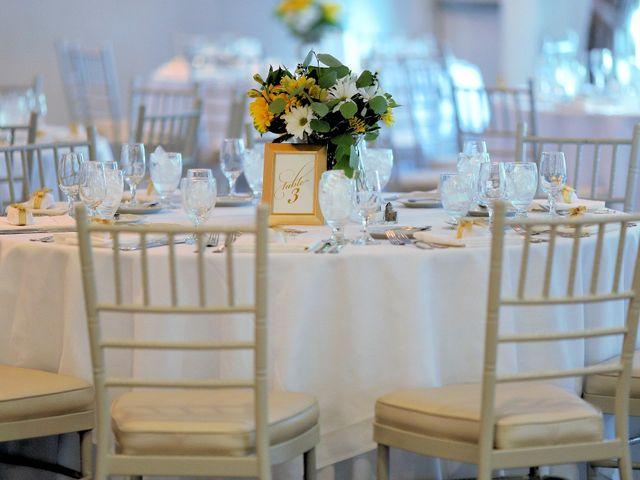 Junior and Erica's Wedding in Sharon, Massachusetts 8