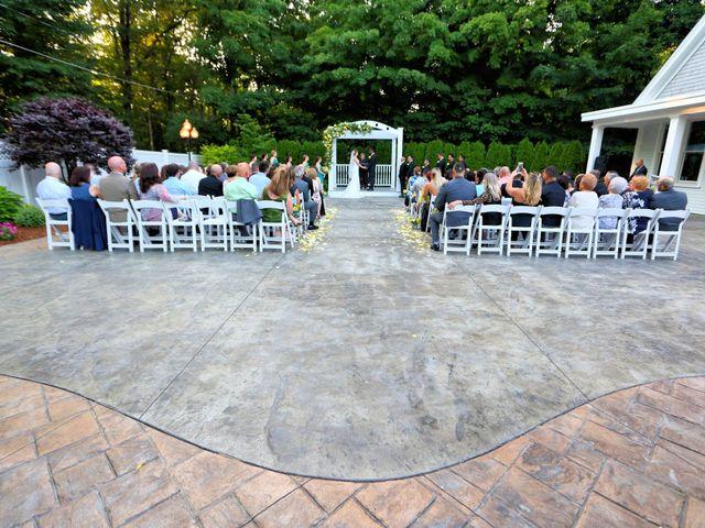 Junior and Erica's Wedding in Sharon, Massachusetts 10
