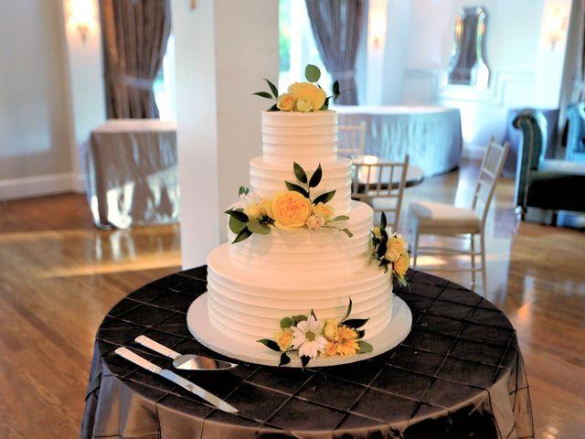 Junior and Erica's Wedding in Sharon, Massachusetts 11