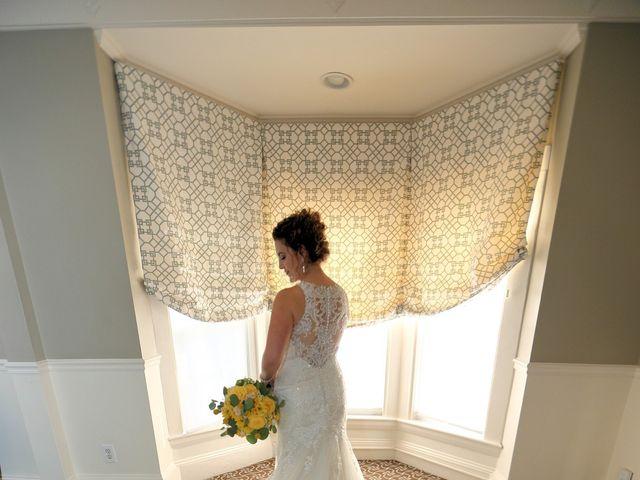 Junior and Erica's Wedding in Sharon, Massachusetts 13