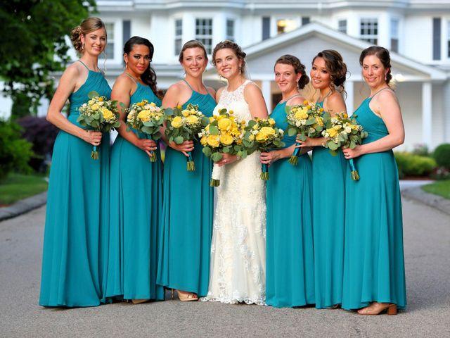 Junior and Erica's Wedding in Sharon, Massachusetts 17