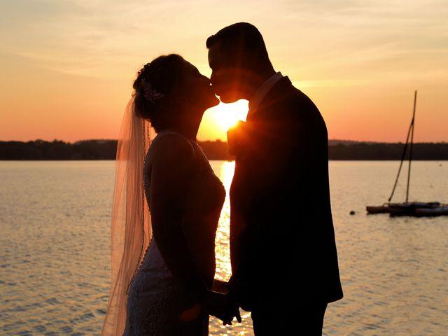 Junior and Erica's Wedding in Sharon, Massachusetts 18