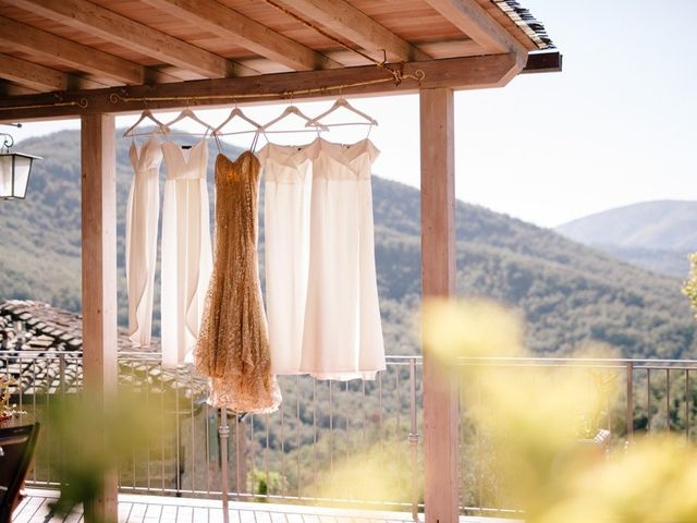 Kevin and Alyssa's Wedding in Tuscany, Italy 1