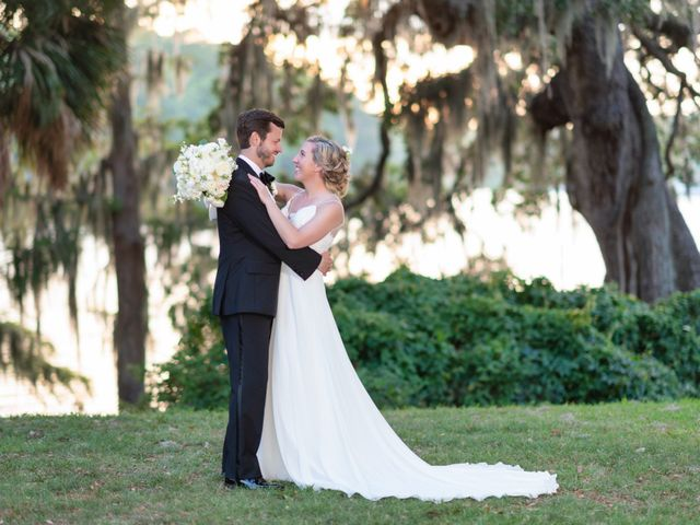 The wedding of Symmes and Brian