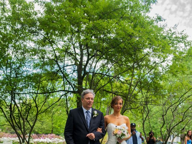 Shawn and Allie's Wedding in Baltimore, Maryland 4