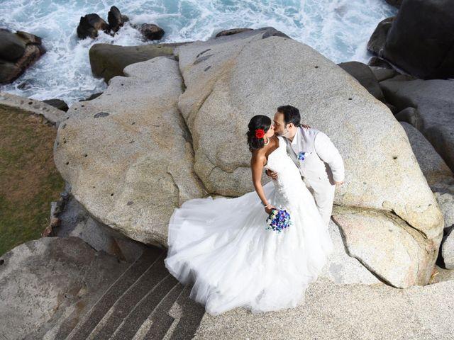 Salvador and Nataly's Wedding in Puerto Vallarta, Mexico 1