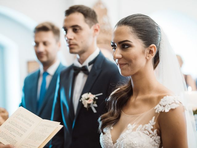 The wedding of Stergios and Despoina