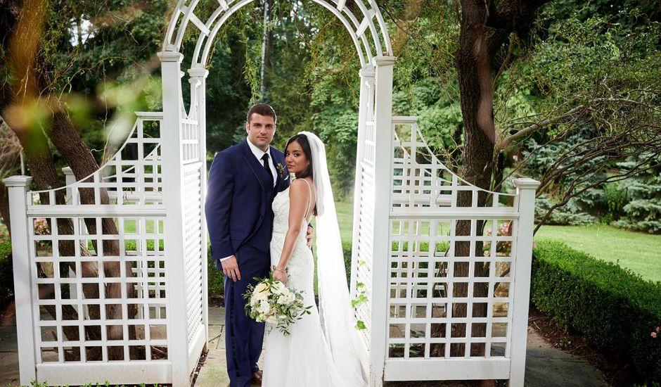 Pete and Jessica's Wedding in Shrewsbury, New Jersey