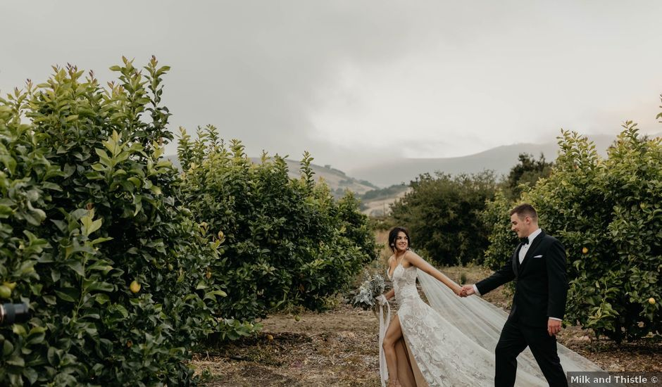 Hayden and Loren's Wedding in Nipomo, California