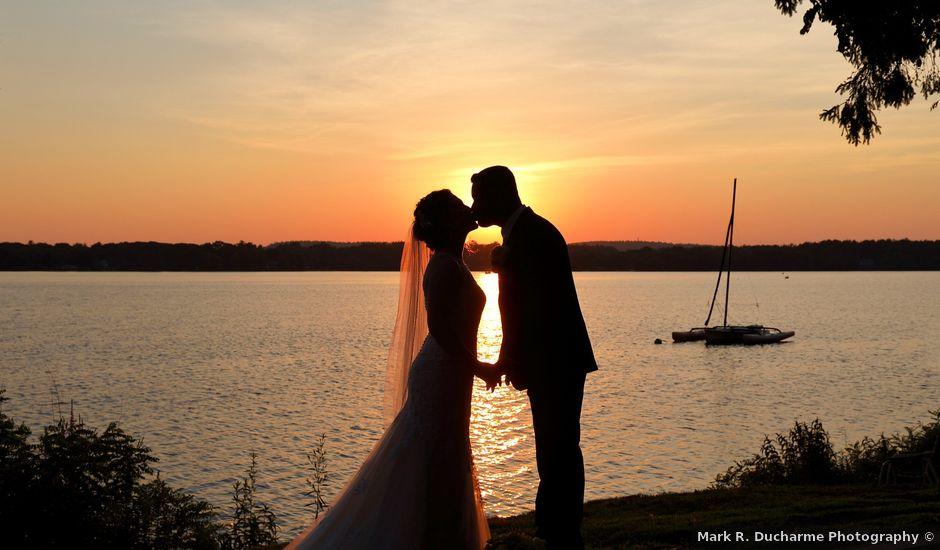 Junior and Erica's Wedding in Sharon, Massachusetts