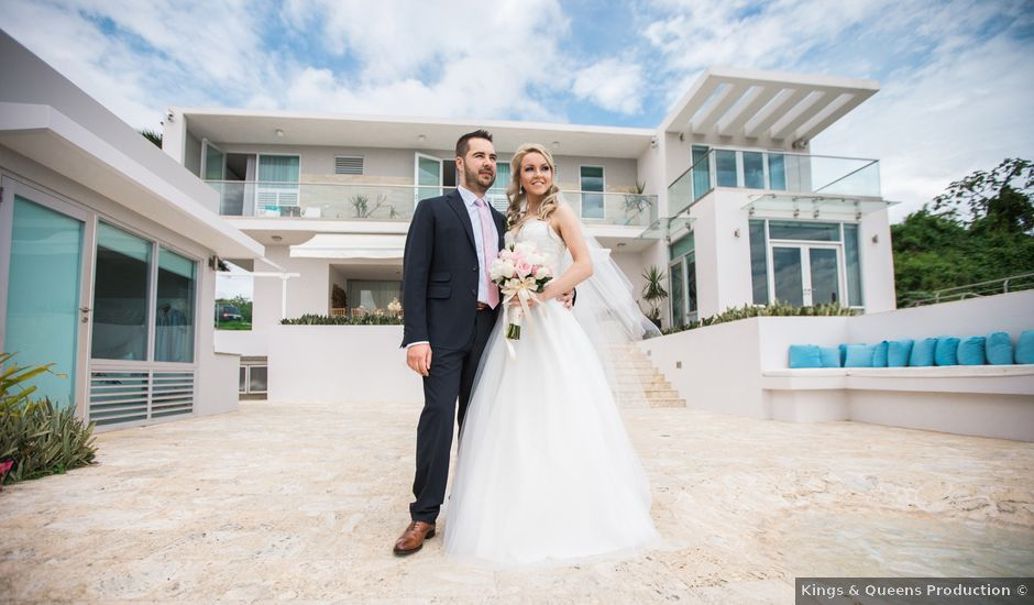Ruslan and Kate's Wedding in Aguadilla, Puerto Rico