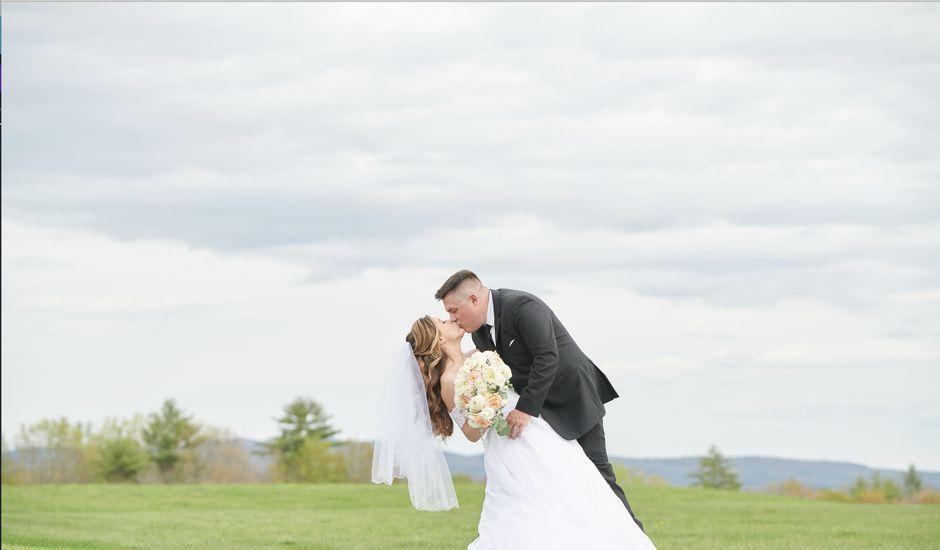 Joshua and Danielle's Wedding in Chichester, New Hampshire