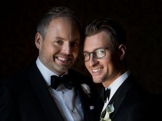 The wedding of Eric and Christopher 2