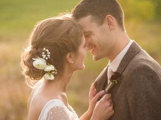 The wedding of Craig and Lauren 1