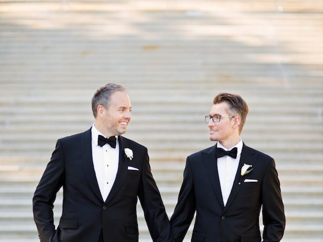Christopher and Eric's Wedding in Albany, New York 9