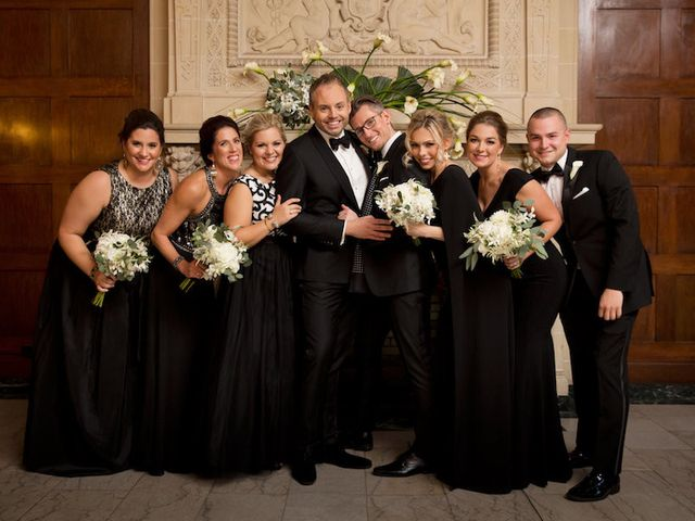 Christopher and Eric's Wedding in Albany, New York 11