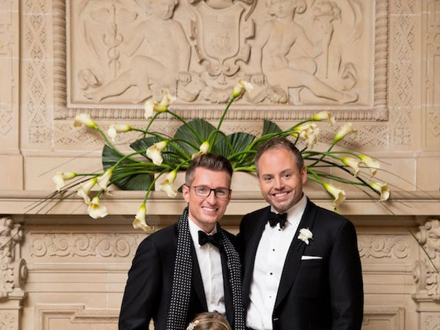 Christopher and Eric's Wedding in Albany, New York 12