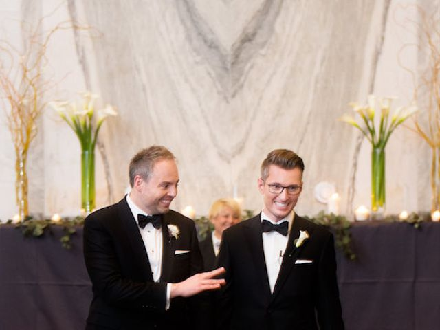Christopher and Eric's Wedding in Albany, New York 15