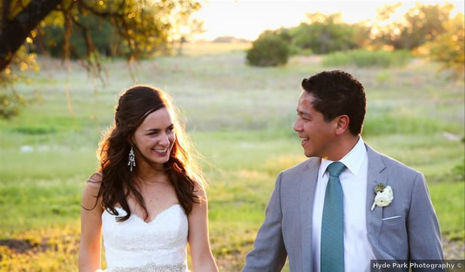 Meaghan and JP's Wedding in Dripping Springs, Texas