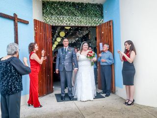 The wedding of Gladys and Jose 1