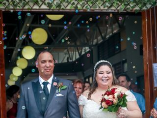 The wedding of Gladys and Jose 2