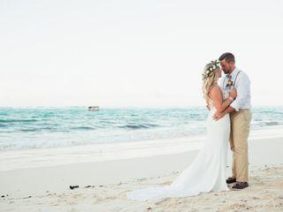 The wedding of Makayla and Jake 3