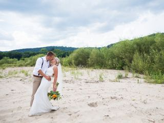 The wedding of Kendra and Alex