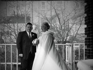 The wedding of Jeffrey Hohrman and Melissa McCormick 3