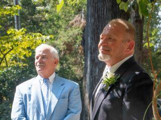 The wedding of Edward and Tabitha 3
