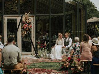 The wedding of Caroline and Rauric 2
