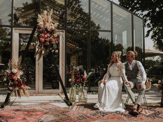 The wedding of Caroline and Rauric 3