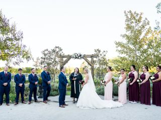 The wedding of Samantha and Mike 3