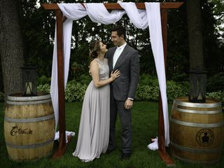 The wedding of Katie and Tom 2