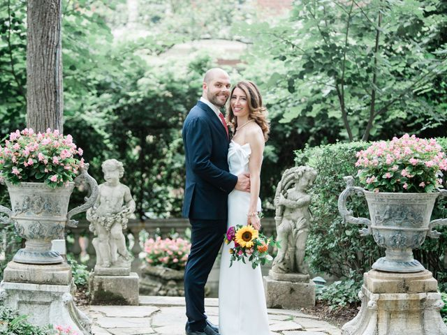 Teddy and Melissa's Wedding in Washington, District of Columbia 6