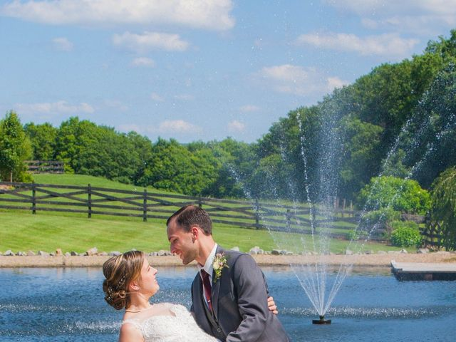 Luke and Lauryn's Wedding in Rockwood, Pennsylvania 1