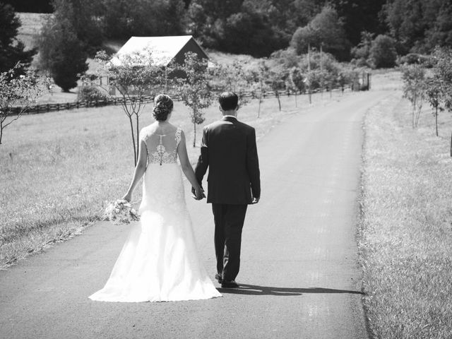 Luke and Lauryn's Wedding in Rockwood, Pennsylvania 3