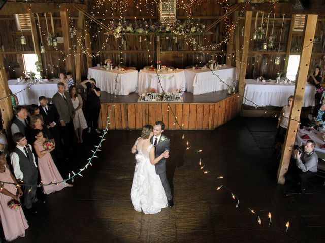 Luke and Lauryn's Wedding in Rockwood, Pennsylvania 10