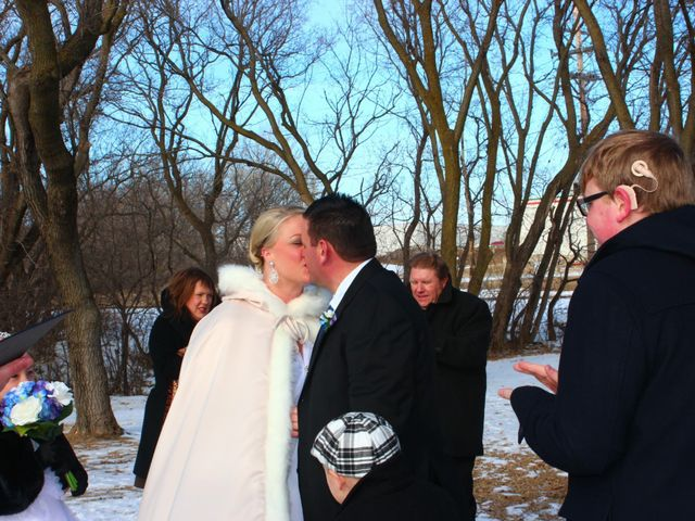 Melissa and Jeffrey's Wedding in Fergus Falls, Minnesota 1