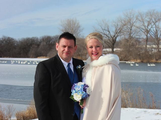 Melissa and Jeffrey's Wedding in Fergus Falls, Minnesota 11