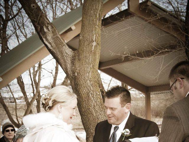 Melissa and Jeffrey's Wedding in Fergus Falls, Minnesota 6