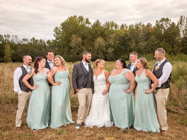 Ricky and Alyssa's Wedding in Delmar, Maryland 4