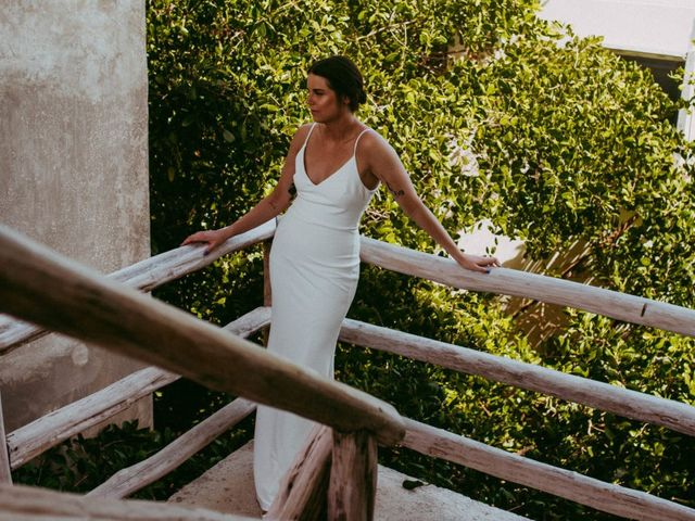 Hans and Agatha's Wedding in Tulum, Mexico 25
