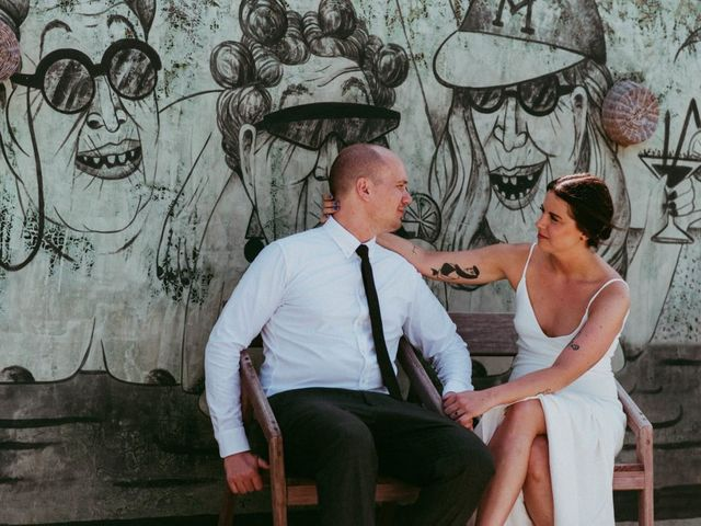 Hans and Agatha's Wedding in Tulum, Mexico 27