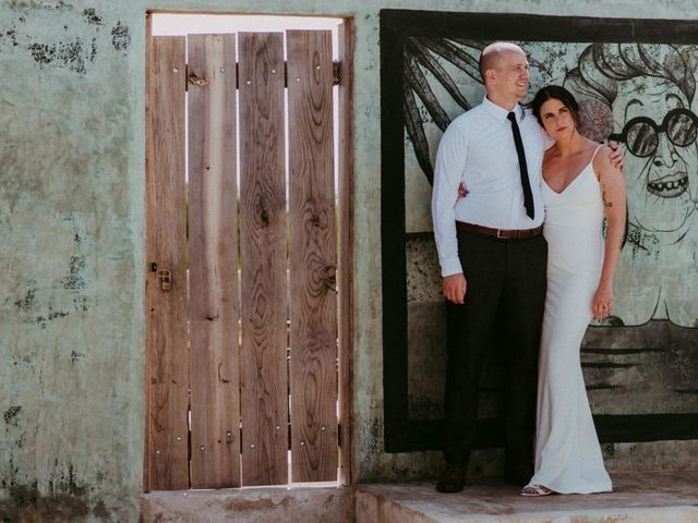 Hans and Agatha's Wedding in Tulum, Mexico 31