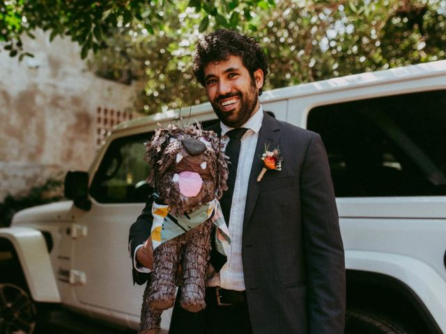 Hans and Agatha's Wedding in Tulum, Mexico 38