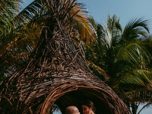 Hans and Agatha's Wedding in Tulum, Mexico 47
