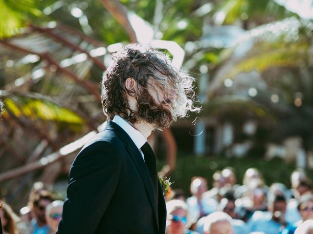 Hans and Agatha's Wedding in Tulum, Mexico 85